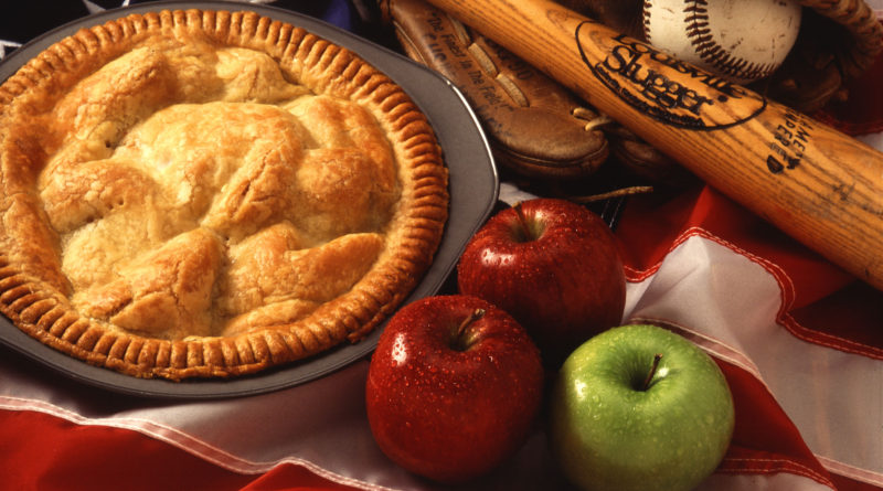 Пирог с яблоками - рецепт на скорую руку
