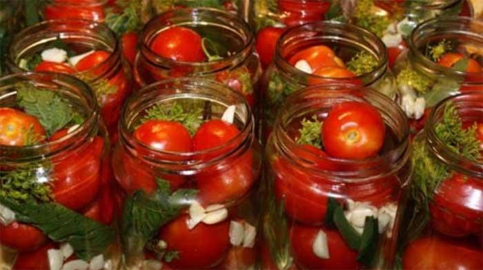 Консервированные помидоры - ТОП-10 лучших рецептов