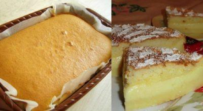 Вкусное и нежное пирожное! Не зря его называют «Умное»